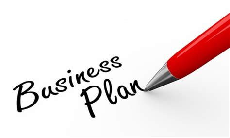 Four Types of Information in a Business Plan Chroncom